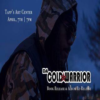 Da Cold Warrior: Book Release & Album Re-Release feat FatRat the CZar