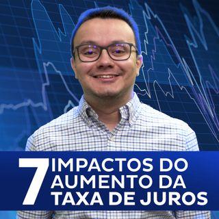 Impactos do aumento da Taxa Selic