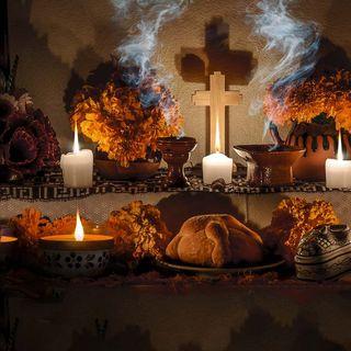 Día de Muertos Conversando con Christian Valera