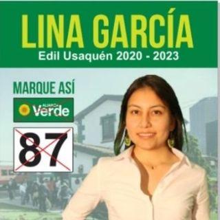 Entrevista Lina Milena Garcia