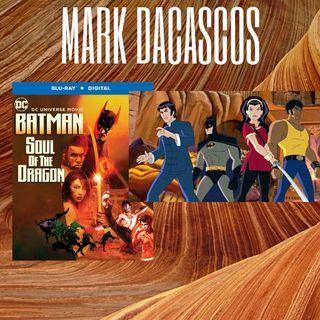 Mark Dacascos Batman Soul Of The Dragon