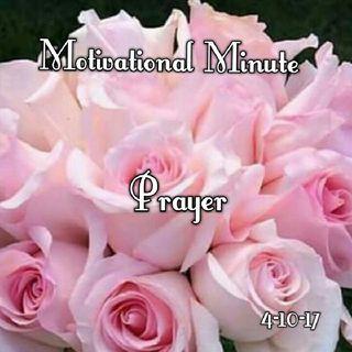 Prayer: 4-10-2017