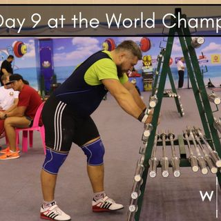 World Champs Day 9 | Martirosyan vs Ariamnov vs Ye | A Snatch Showdown to Remember