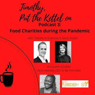 Inspirational Stories in Hospitality:  Food Charities during the Pandemic