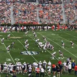 16: Auburn A-Day Breakdown - Justin Ferguson - The Athletic & ESPN 106.7 Auburn