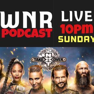 WNR273 WNRLIVE NXT TAKEOVER PORTLAND