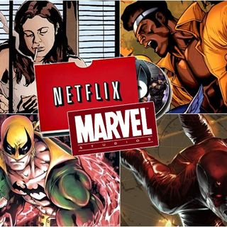 Pop 7. Marvel's Netflix