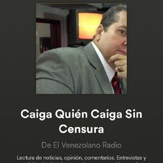 #10Sep ASÍ AMANECE VENEZUELA Por Fin El Tiar A La OEA