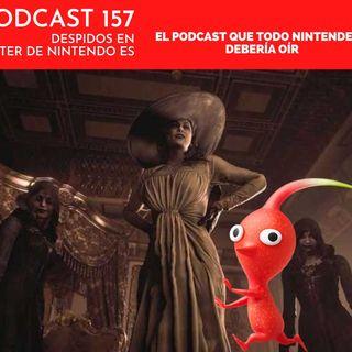 Podcast 157 - Despidos en el Twitter de Nintendo España