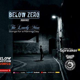 BELOW ZERO - THE LONELY MAN
