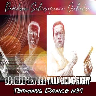 Nothing Better Than being Right - Terminus Dance n.41 -