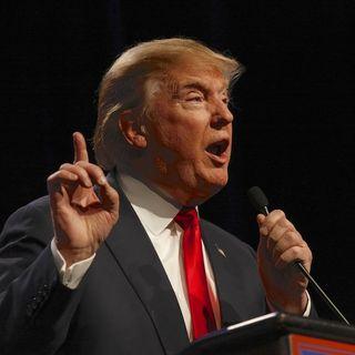 Trump Responds To Clinton Attacks