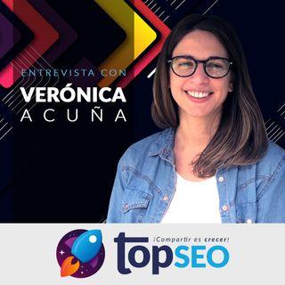 🥇 Entrevista a Veronica Acuña