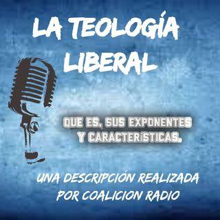 La Teología Liberal