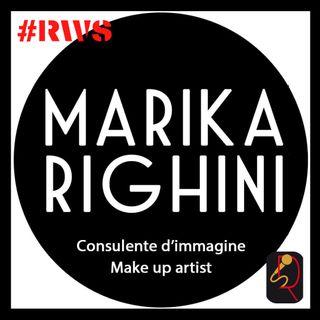INTERVISTA MARIKA RIGHINI - MAKE UP ARTIST E CONSULENTE D'IMMAGINE