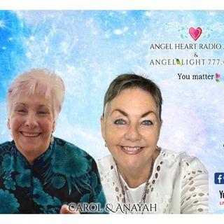 Emotionally Navigating Our Way Through Ascension Symptoms - Anayah & Carol Anne