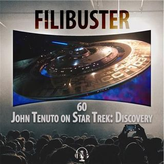 60 - John Tenuto on 'Star Trek: Discovery'
