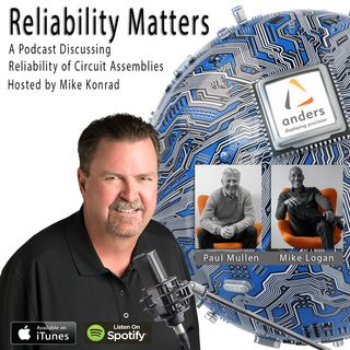Episode 19- A Conversation about Display Technologies and Reliability-Improving Production Methods