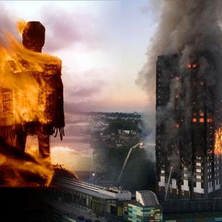 Grenfell Tower: A Tory Wicker Man? +