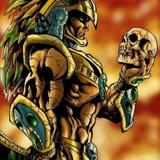 Capítulo 3. Boxeador de sangre Azteca