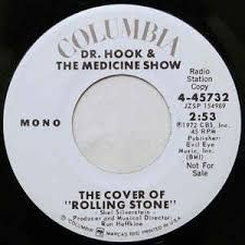 Dr Hook and The Medicine Show- Cover of the Rolling Stone - Time Warp Song of the Day