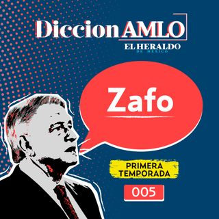 ¿Conoces el verdadero significado de la palabra ZAFO?
