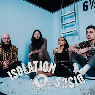 Thekla Isolation Discs - The Skints TID007
