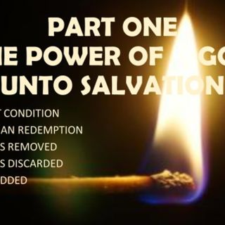 BECOME THE POWERHOUSE GOD MEANT YOU TO BE SERIES PART ONE SALVATION