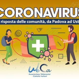 2 - Coronavirus. La risposta delle comunità da Padova a Ustica