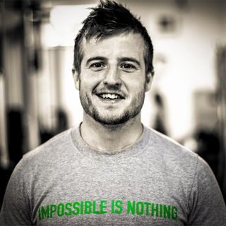 #100 - No Excuses, Ben Mudge on Cystic Fibrosis