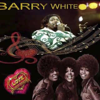WBRP.....SWEET SOULFUL SUNDAYS.....THE BALLADS OF BARRY