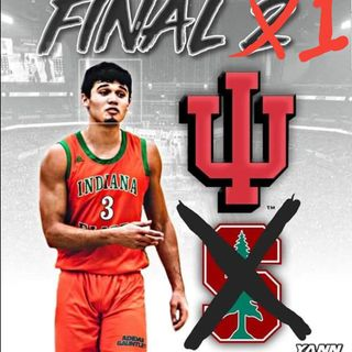 A conversation with Anthony Leal after he commits to Indiana #iubb