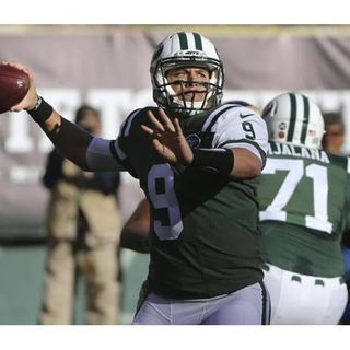 NY Jets lose in Bryce Petty's 1st start!! Dallas Cowboys 8-1!! Super Bowl bound?