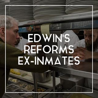 16 Edwin's Restaurant Reforms Ex-Inmates in Oscar-Nominated Knife Skills