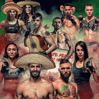 Episodio 11 - UFC México / Rodríguez vs Stephens