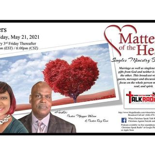 Matters of the Heart Singles Ministries: The Five Love Languages Pt 1