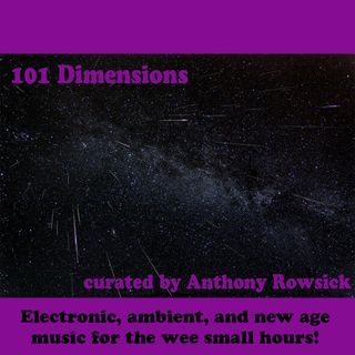 Prog-Watch Special - 101 Dimension - August 2017