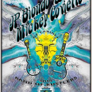 JP Biondo & Mickey Coviello + The Band of Rustlers  Live at Beary Garcia's Cave on 2021-05-08