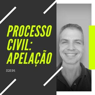 #001 S02E01 Apelação no Processo Civil