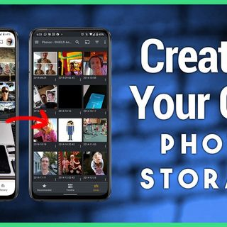 HOA 41: Create Your Own Photo Cloud Storage - How to Set Up Your Own Plex Server for Photos