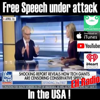 Morning moment Free speech under attack in the USA June 8 2018