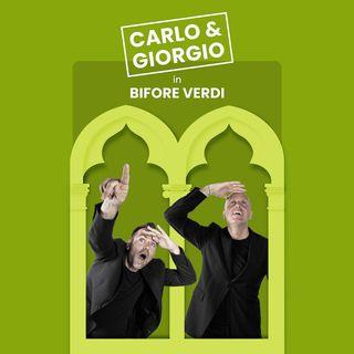 Bifore Verdi: Carlo & Giorgio in dialogo con Davide Shorty