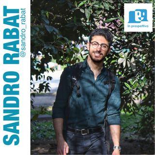 Gli occhi al cielo e i piedi per terra - con Sandro Rabat