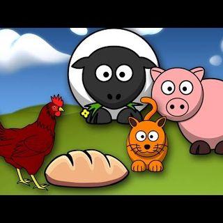 117. La gallinita roja - cuentos infantiles en español