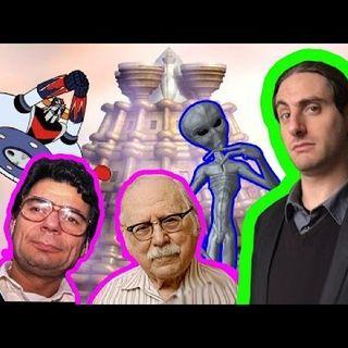I VIMANA - Malanga, Sitchin, Biglino, ufo e alieni  - Cosa c'è di vero?