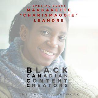 BCANCC 04 - Video Content Creator- Scriptwriter - Producer and Director w/ Margarette Leandre