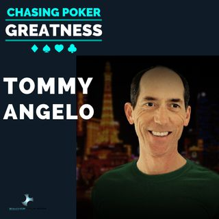 #25 Tommy Angelo: Author Elements of Poker, World Class Poker Coach