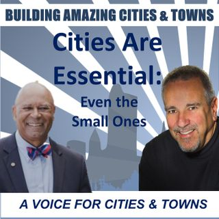Cities are Essential - Even the Small Ones
