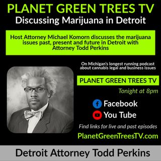 I Love Detroit? - Episode 520 - Planet Green Trees TV