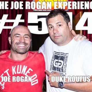 #514 - Duke Roufus